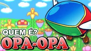 Opa-Opa, O Primeiro Mascote da Sega! - Personagem do Mês #2