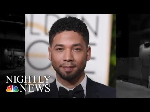 Persons Of Interest In Alleged Jussie Smollett Attack Affiliated With 'Empire' | NBC Nightly News