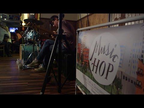 Kalamazoo Lively Arts - Music Hop