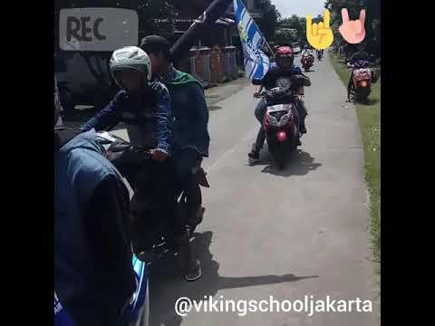 VIKING SCHOOL JAKARTA AWAY JEPARA PART 2