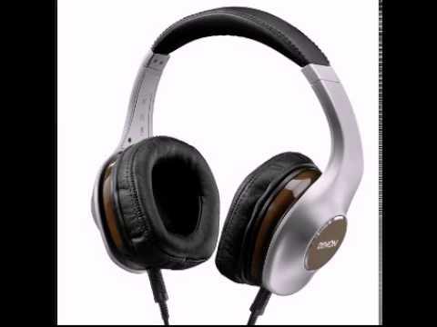 DENON AH D7100  Music Maniac Over Ear Headphones Mahogany Japan Import