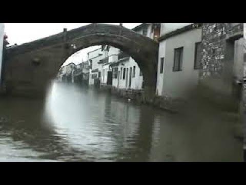 Suzhou Creek Boat cruise