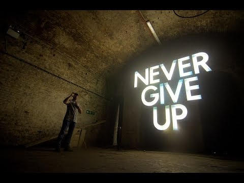 Never Give Up! Download Free