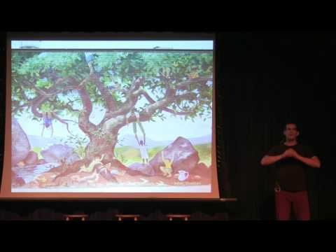 Berkeley Hall School Difference Makers Series with Alex Cook