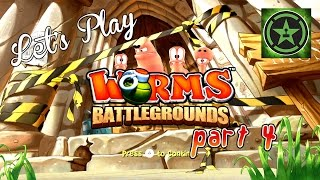Let's Play – Worms Battlegrounds Part 4