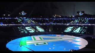 평창 동계 올림픽 폐막식 고화질 직관 풀영상 -제1부- 문재인 이방카 입장