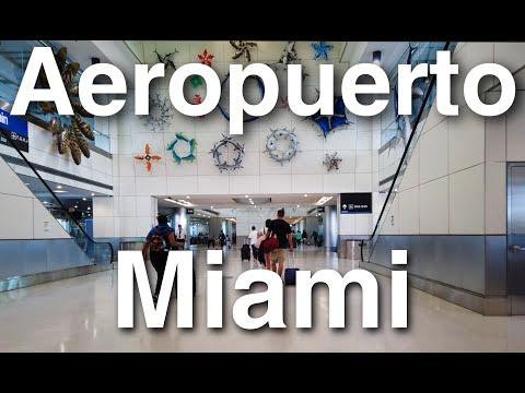 AEROPUERTO De MIAMI 2020 🛫 (MIA) | Guía De Aeropuerto