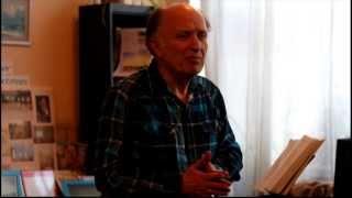 Евгений Глушаков на Рождественских чтениях в библиотеке им  Боголюбова 20.01.2014 г