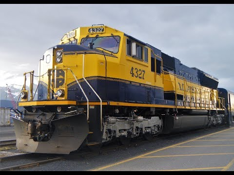 My Trip on the Alaska Railroad