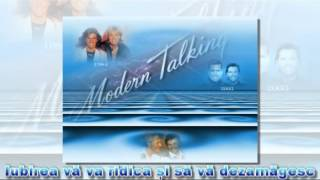 Modern Talking   Love is Like a Rainbow (Subtitrat in romana)