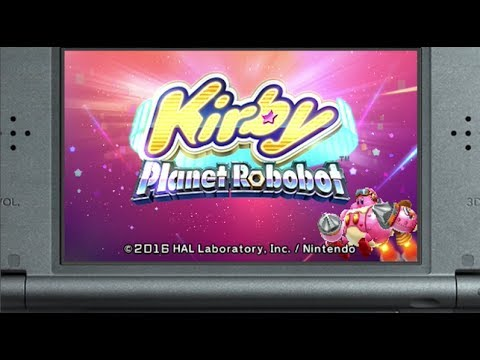 Nick Plays KIRBY: PLANET ROBOBOT