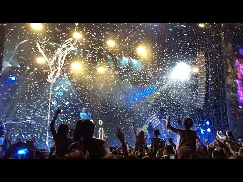 Mad Decent Block Party Philly 2015 with HQ audio: Jack U, Flosstradamus, CL, and Porter Robinson