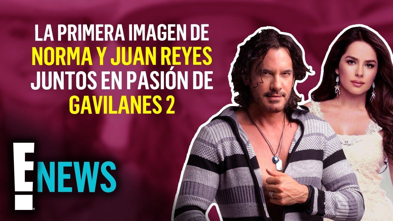 La primera imagen de Norma y Juan Reyes juntos en Pasión de Gavilanes 2