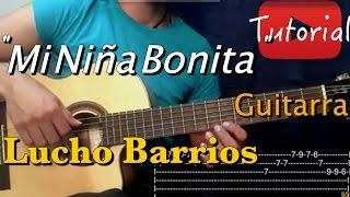 Mi Niña Bonita - Lucho Barrios tutorial