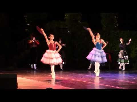 Don Quixote 1st Act - Variation of Kitri's Friends