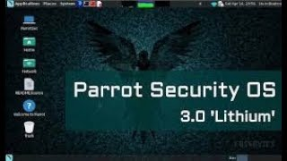 How to install Parrot os on Android using Linux deploy