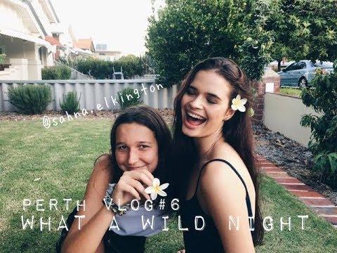 CRAZIEST NIGHT EVER... Perth Vlog 6!