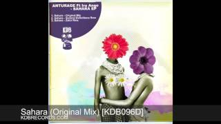 Anturage Feat  Ira Ange - Sahara (Original Mix) [KDB096D]