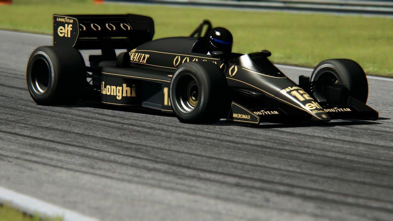 assetto corsa lotus 98t autodromo nazionale di monza 1 youtube. Black Bedroom Furniture Sets. Home Design Ideas