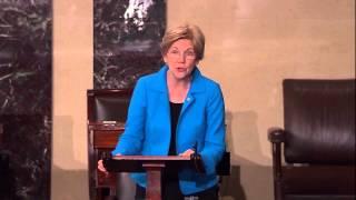 Sen. Elizabeth Warren: Trade Deals Should Not Let Corporations Challenge Laws Outside of U.S. Courts