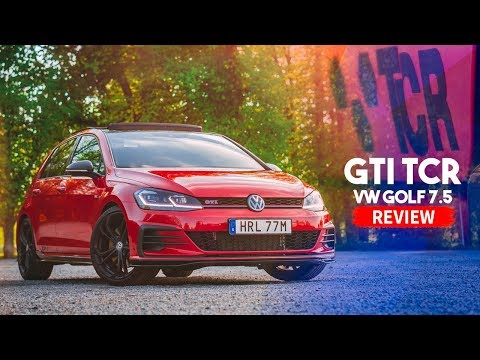 VW Golf GTI TCR 2019 Review - Better than a Golf R?!