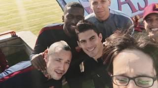 Perotti, Nainggolan, Rudiger e Szczesny: che coro!
