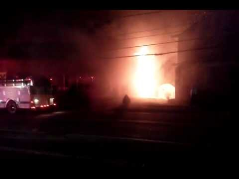 Connellsville Fire
