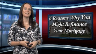 6 Reasons Why You Might Refinance Your Mortgage with AmeriFirst Home Mortgage
