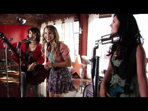 """Lemonade Mouth - Behind The Scenes Of """"Somebody"""""""
