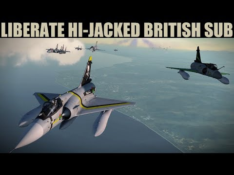 Operation Reliant: EPIC Mission To Liberate Hi-jacked British Nuclear Sub | DCS