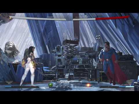 Injustice 2 - Artemis Buff Punish Damage