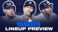 2019 Yankees Lineup Preview