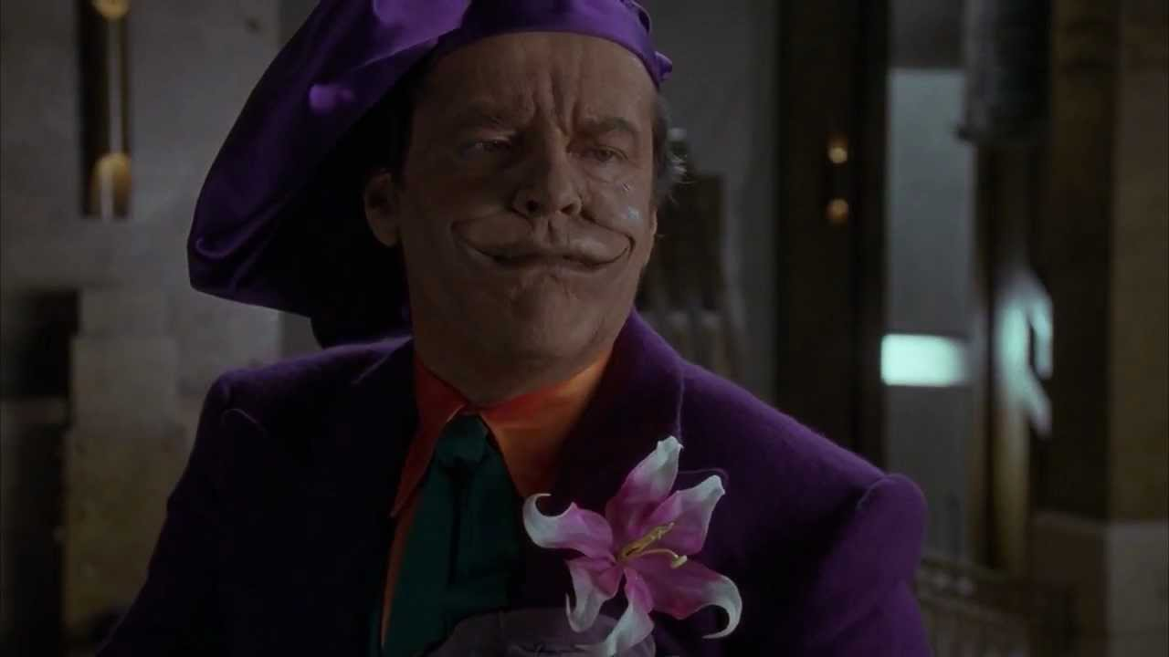 batman tim burton joker livin in the sunlight