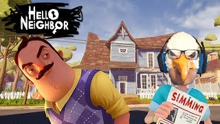 "Eagle Gaming | Hello Neighbor, Act 1: ""WHERE'S MY FRIEND!"""