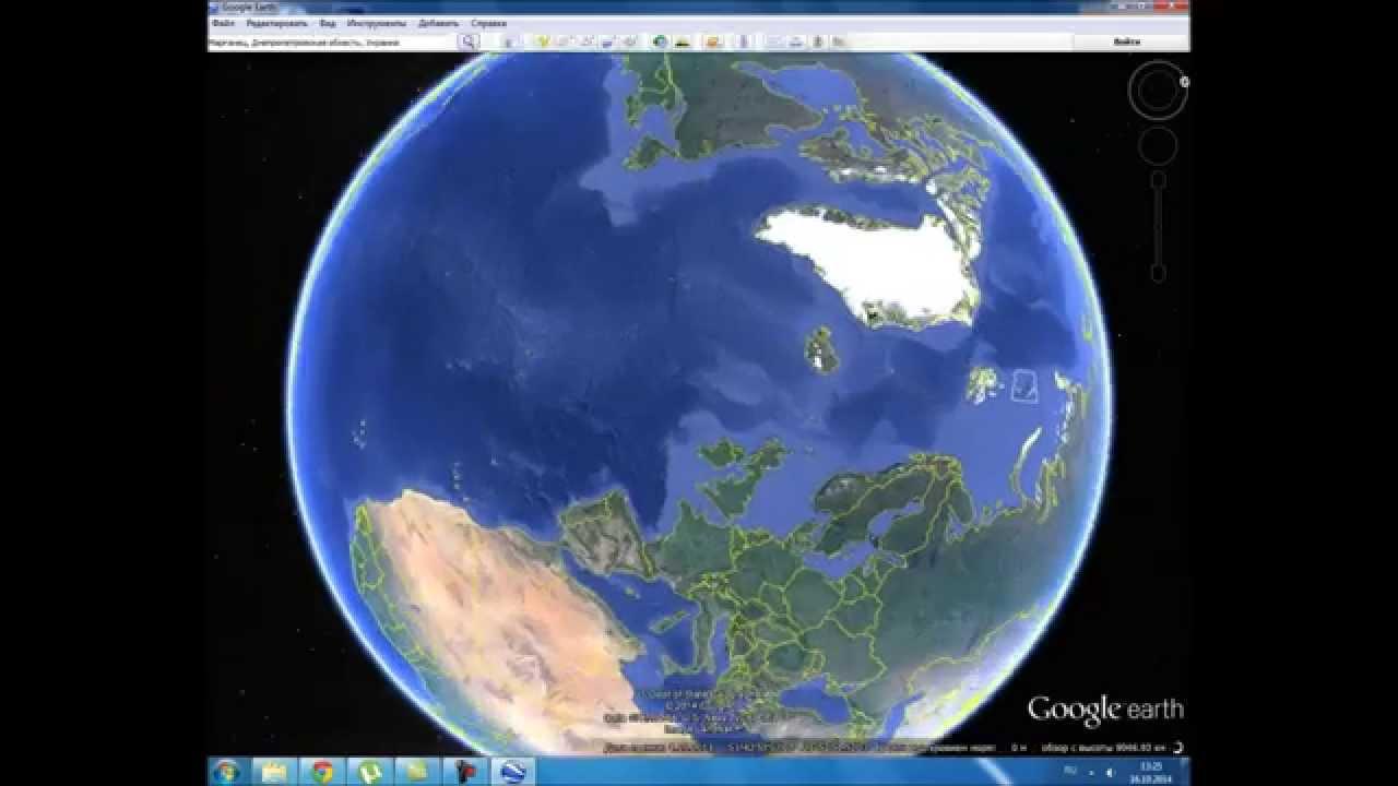 трехверстовки наложенные на спутниковые снимки