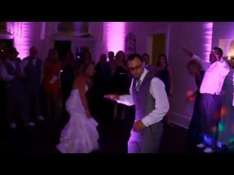 Awesome Sister and Brother Wedding Dance Amy & Eric 11/10/12