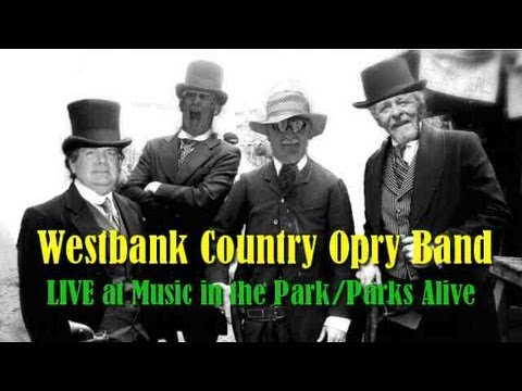 Westbank Country Opry Band Live at Music in the Park