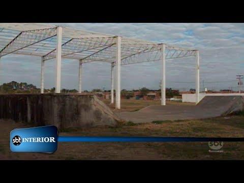 Prefeitura não cumpre prazo pra retomada de obra na zona norte de Araçatuba