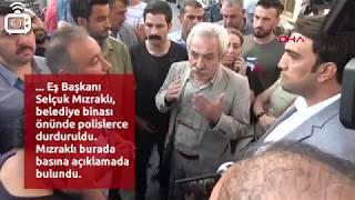 Selçuk Mızraklı: Bu kayyum uygulaması Türkiye'deki her yurttaşa dönük bir tutumdur