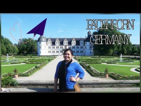 TheTravelerPanda goes to PADERBORN GERMANY '14