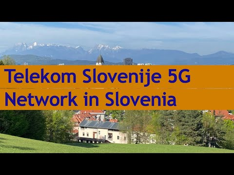 Telekom Slovenije & Ericsson Roll Out First 5G Commercial Network in Slovenia