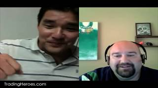 TTL #6 // Professional Forex Trader Colin Jessup - Off Wall Street Interview