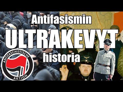 Antifasismin ULTRAKEVYT historia