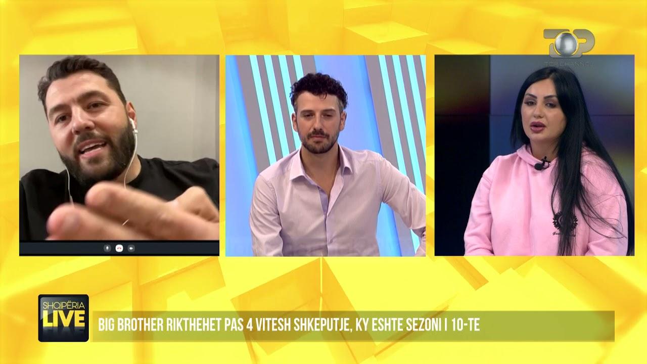 """Download """"Keni lexuar vetëm abetaren"""",Genta dhe Ermali sqarohen pas 10 vitesh BB-ShqipëriaLive 21Shtator 2021"""