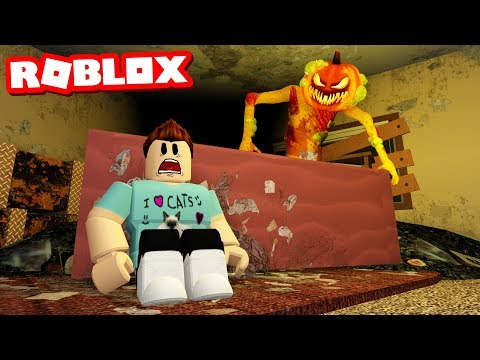 THE PUMPKIN PLAYHOUSE - A Roblox Horror Story