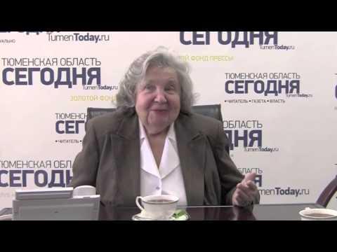 Майя Смирнова. О воспоминаниях интересных рассекреченных документах