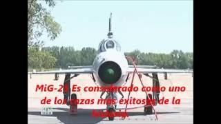 mig 21 el avin soldado y el northrop f 5a aviones de la guerra fra 1954