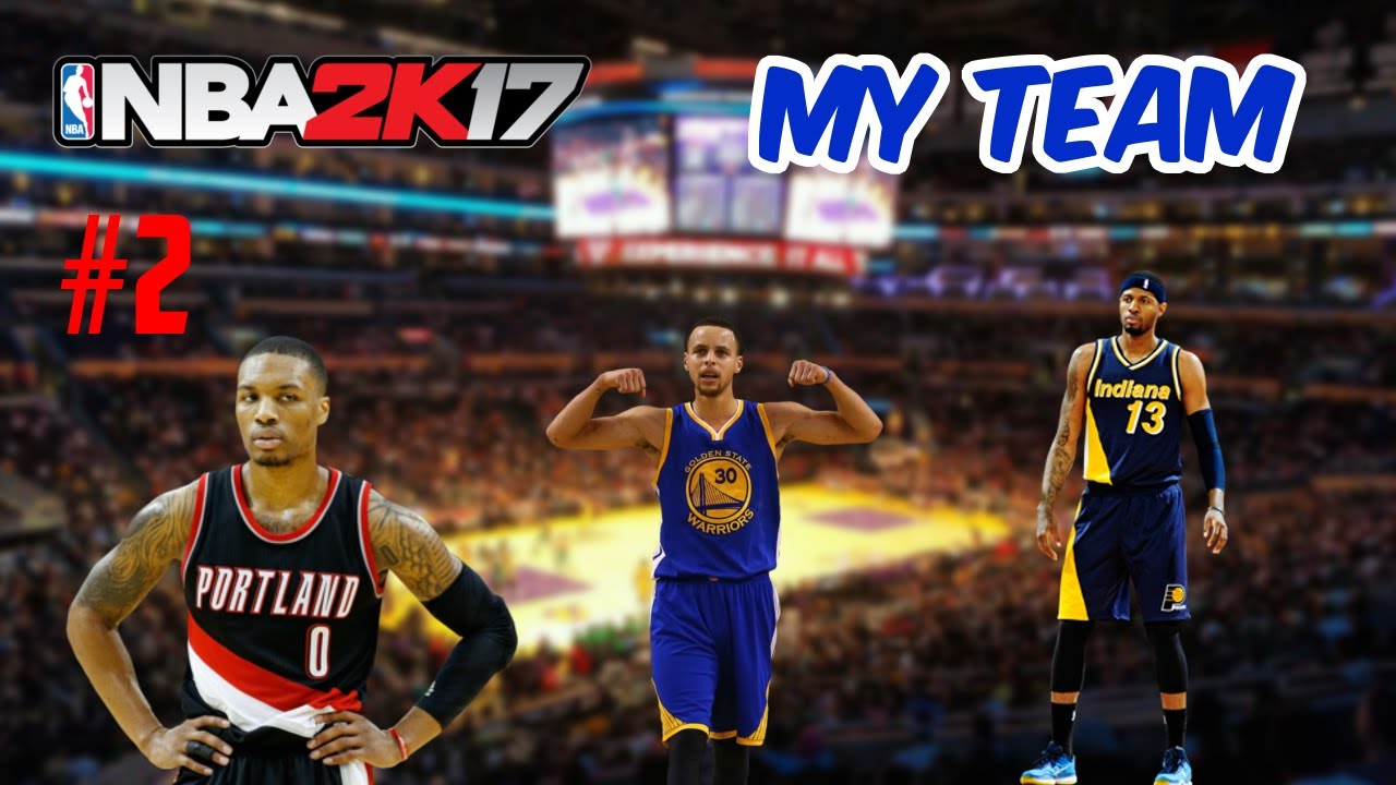 Download Speed Boost and Curry Cheese! NBA 2K17 My Team Budget Squad (2)