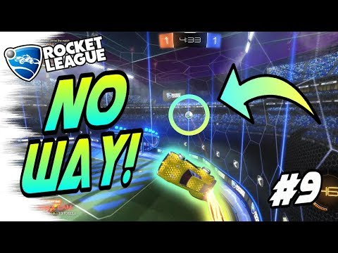 MY BEST SHOT! - FUNNIES & FREESTYLES 9! - Rocket League Montage, Goals, Fails, (Funny Moments) thumbnail
