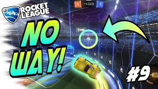 MY BEST SHOT! - FUNNIES & FREESTYLES 9! - Rocket League Montage, Goals, Fails, (Funny Moments)